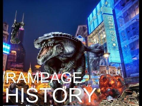 History of RAMPAGE (1986-2007) Main Series