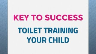 Key To Success Toilet Training Your Child