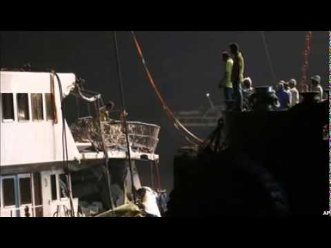Hong Kong Ferry Captain Guilty of Manslaughter in Collision