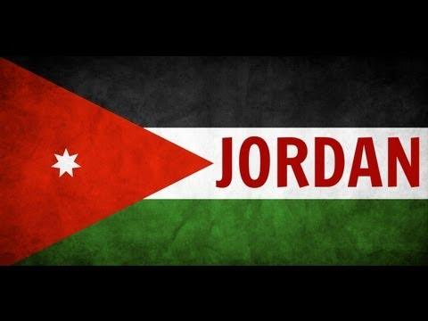 ♫ Jordan National Anthem ♫