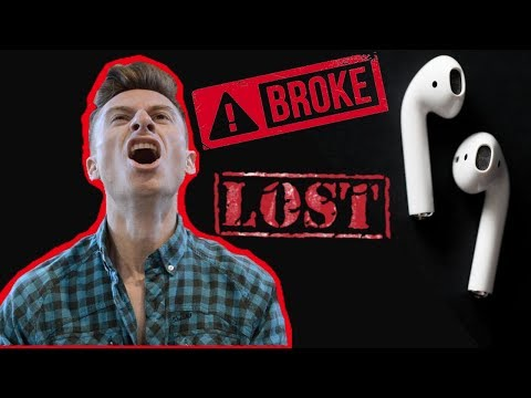 When You Lose Your AirPods