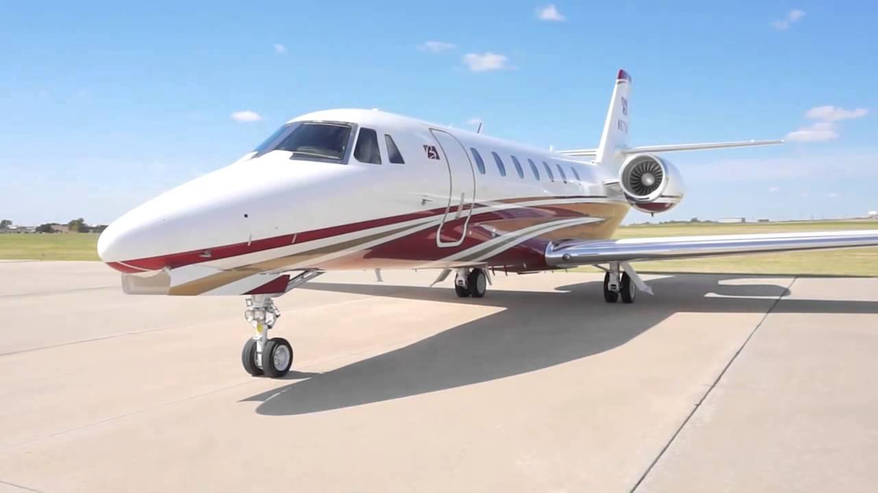 2014 Cessna Citation Sovereign Plus - YouTube