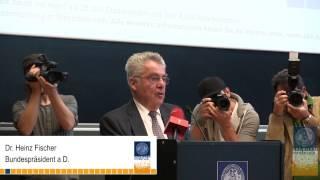 Antrittsvorlesung Heinz Fischer: Die Rolle des Bundespräsidenten in der Zweiten Republik