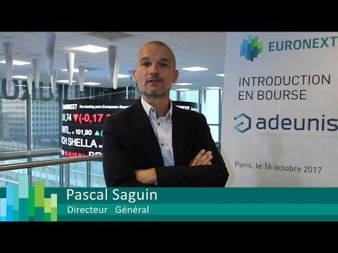 Introduction en bourse d'Adeunis sur Euronext Growth