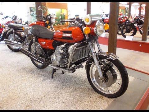 Suzuki RE5 with Wankel engine