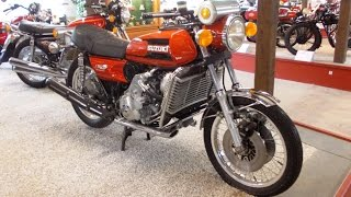 Suzuki RE5 with Wankel engine