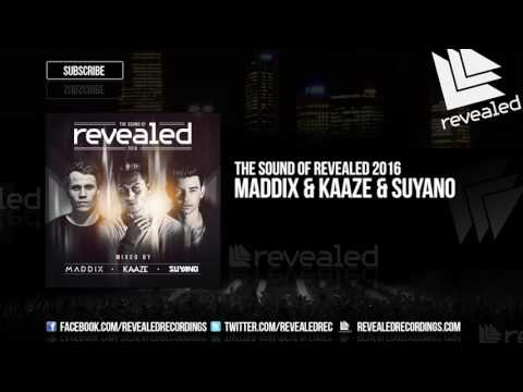 The Sound Of Revealed 2016 - Mixed by Maddix, KAAZE and Suyano [OUT NOW!]