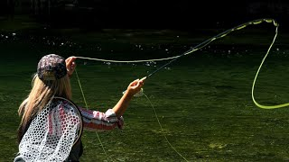 FLY FISHING - High Country Cutthroat By Todd Moen