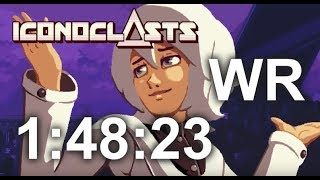 Former WR Iconoclasts Speedrun Any% No OoB [1:48:23]
