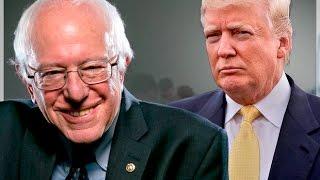 Trump: 'Some People Think' Bernie Sanders Is A Communist
