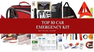 ✔️ TOP 10 BEST CAR EMERGENCY KITS 🛒 Amazon 2019