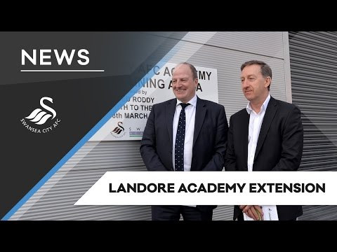 Swans TV - Landore Academy Extension