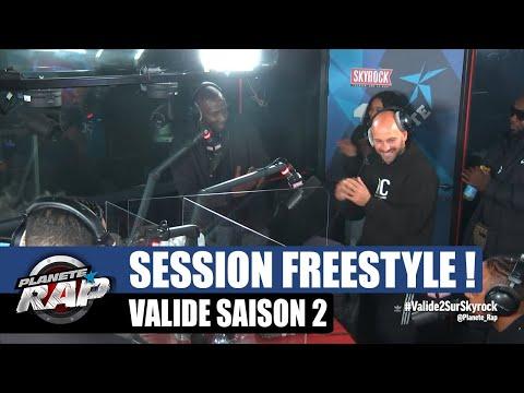 Youtube: GROSSE session LIVE avec Alonzo, Laeti, 2N (Saïdou Camara), La Malfrappe et Reda! #PlanèteRap