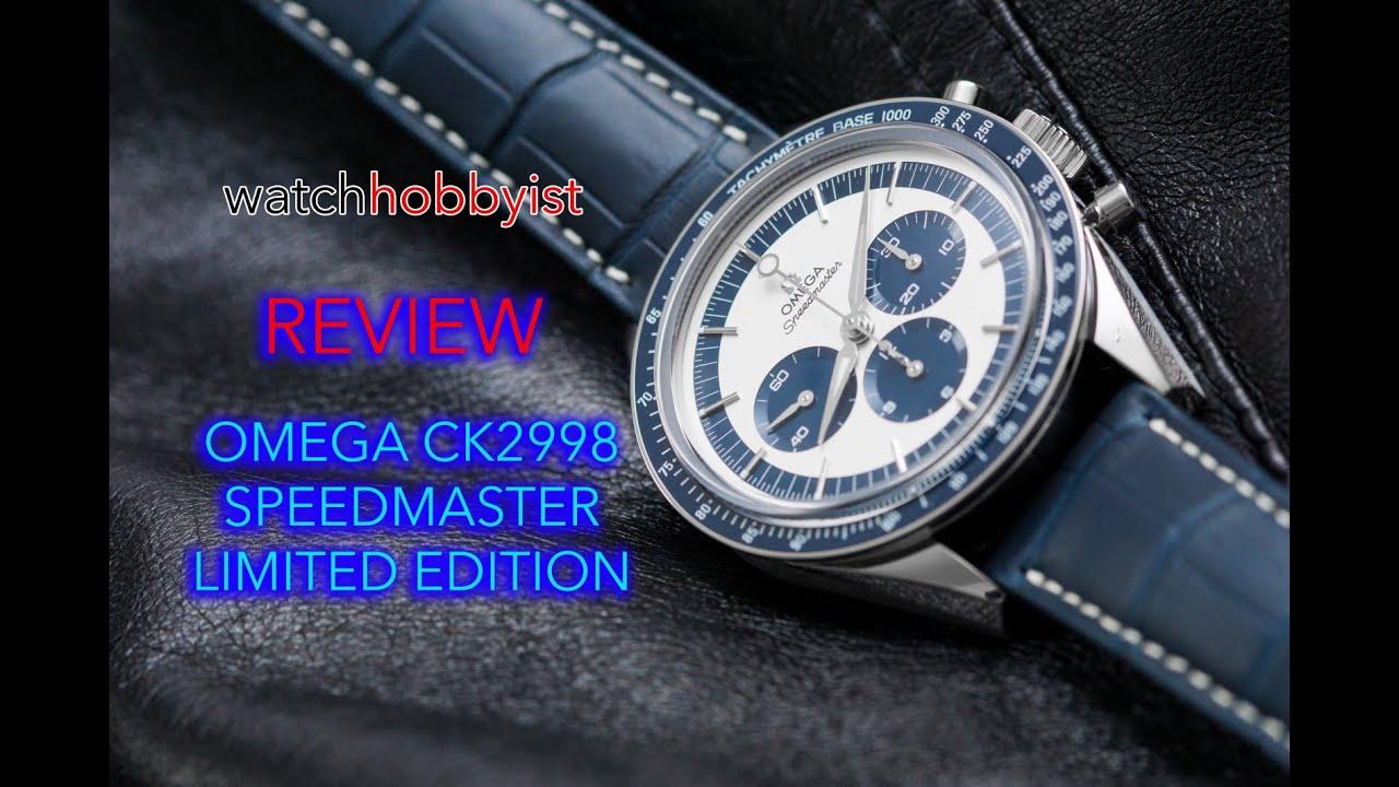 Omega Speedmaster Ck2998 Price