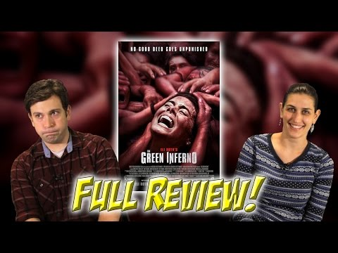 The Green Inferno Review!