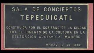 Sala de conciertos Tepecuicatl, día del padre 24 junio 2017