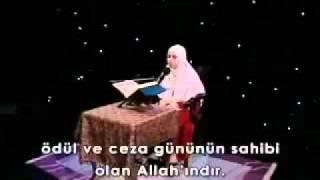 Sümeyye Eddeb - Surat 1: Al Fatiha
