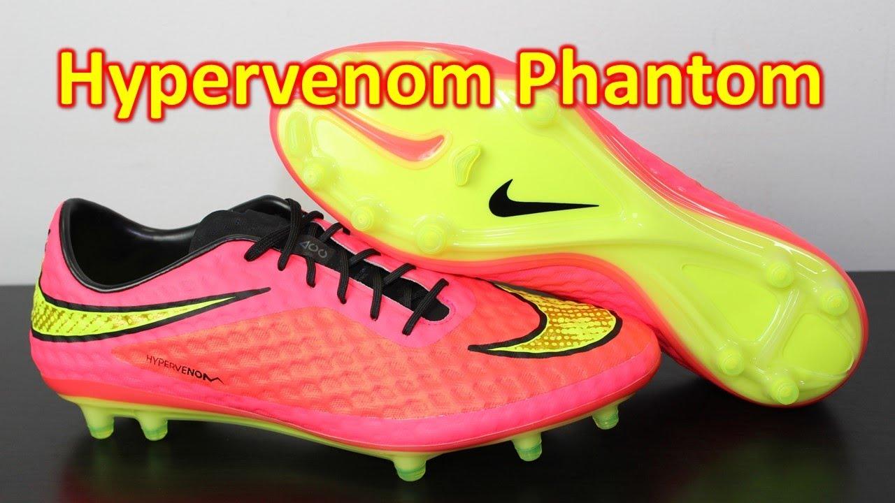 grossiste 8fc89 bfdbe Nike Hypervenom Phantom Hyper Punch WC 2014 - Unboxing + On Feet