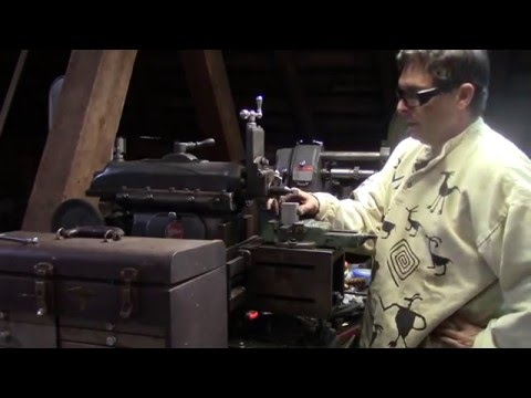 Installing a DRO on the Clausing 8520 Milling Machine - Part III