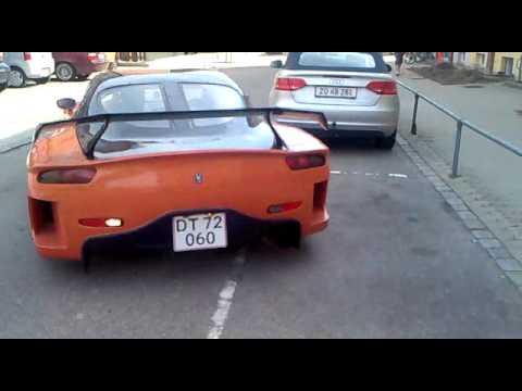 Fabuleux Mazda rx7 veilside fortune - YouTube KH05