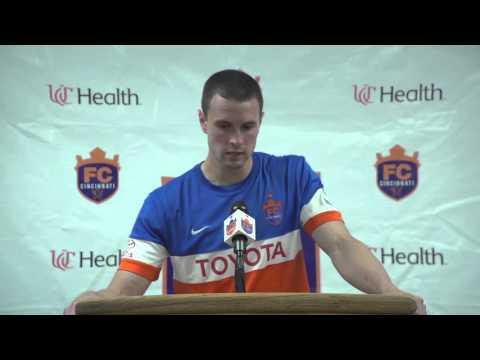 FC Cincinnati vs Louisville City Press Conference