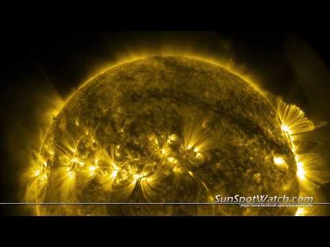 An Intimate Nuclear-Fusion View: Our Sun in 4k (Ultra-High Def)
