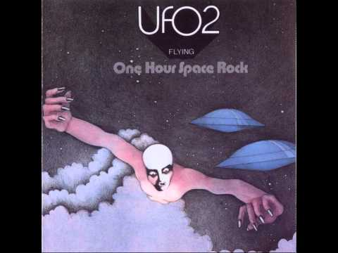 UFO - FLYING (1971) Part 1