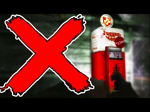 Juggernog is NOT Returning into Call of Duty... (Zombies is Ruined?) thumbnail