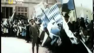 شاهد| فيديو نادر لهتلر أثناء مشاركته بمظاهرة في شبابه