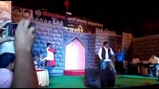 Pratapgad afazal khanacha wadh powada.