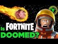 Game Theory: Will the Fortnite Meteor Destroy EVERYTHING? (Fortnite Battle Royale)