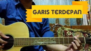 Fiersa besari garis terdepan gitar tutorial belajar chord kunci mudah. follow me on instagram : https://www.instagram.com/notehazel/