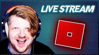 ROBLOX Live Stream! {7/3/19}