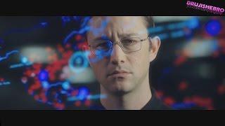 Сноуден / Snowden (2016) - русский трейлер (озвучка)