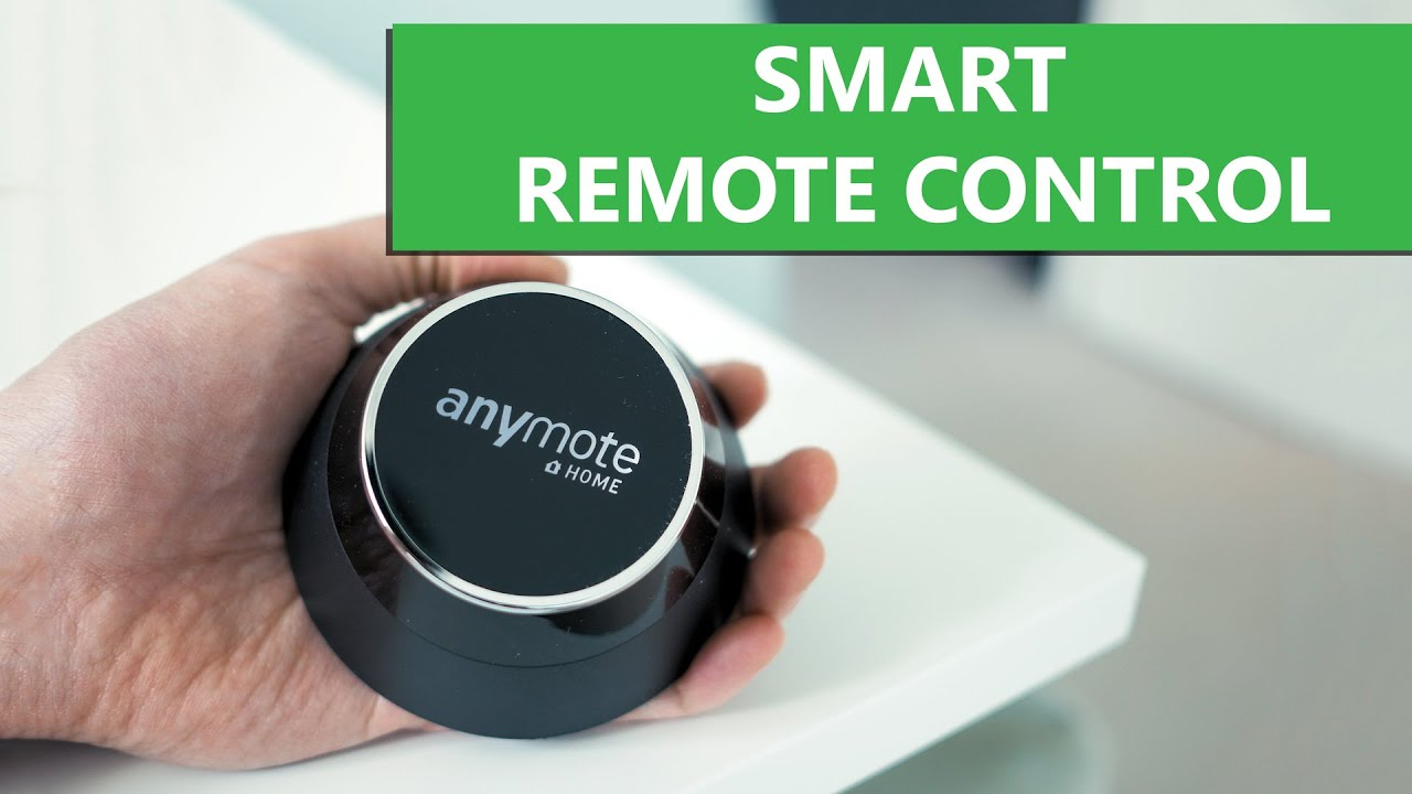 Control Your TV From Your Tablet - AnyMote Home Smart Remote Review