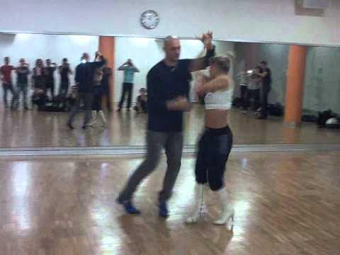 Energy Dance Academy  (Roma) Figura Intermedio- Avanzato L.A. Style 2011