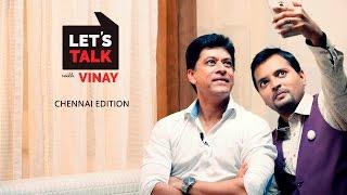 let s talk with vinay i dra homes i chennai edition i ep 2 i g venket ram i fashion photographer
