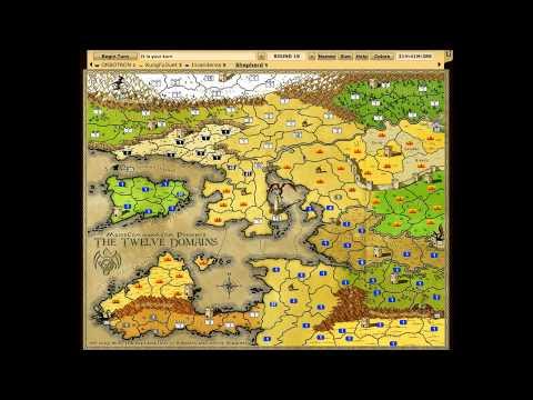 MajCom: New Map: Twelve Domains!