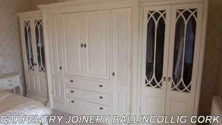 Bespoke Fitted Furniture-carpentry Joinery Ballincollig Cork-jonathan Evans-086-2604787