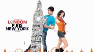 London Paris NewYork - Ali Zafar And Sunidhi Chauhan