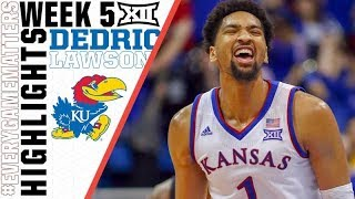 Dedric Lawson | Making an Impact