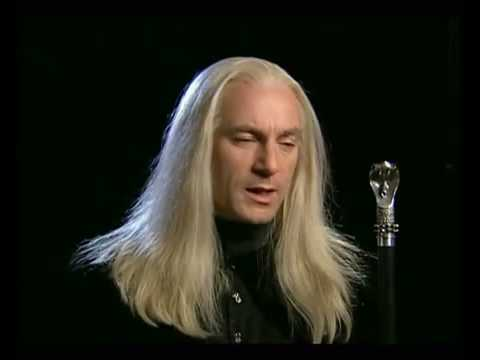 Lucius Malfoy talks about Voldemort  Jason Isaacs talks about Ralph Fiennes.mp4