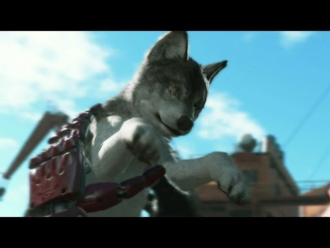 Metal Gear Solid V: The Phantom Pain - Diamond Dog Trailer