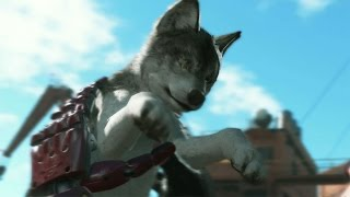 Metal Gear Solid V: The Phantom Pain - Diamond Dog Trailer