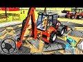 Excavator Construction Simulator Truck 2019 - Best Android GamePlay