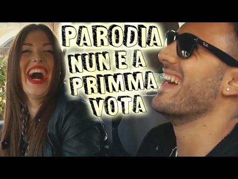 PARODIA ●  Daniele De Martino Ft. Carmen Zarra - Nun è a primma vota (Ufficiale 2017)