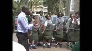 state house girls high school choir obama 2015