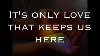 only love - Alkaline Trio (lyric video)