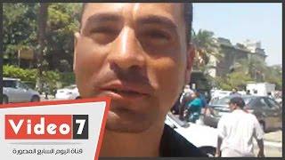 بالفيديو..مواطن لمحافظ المنوفية: