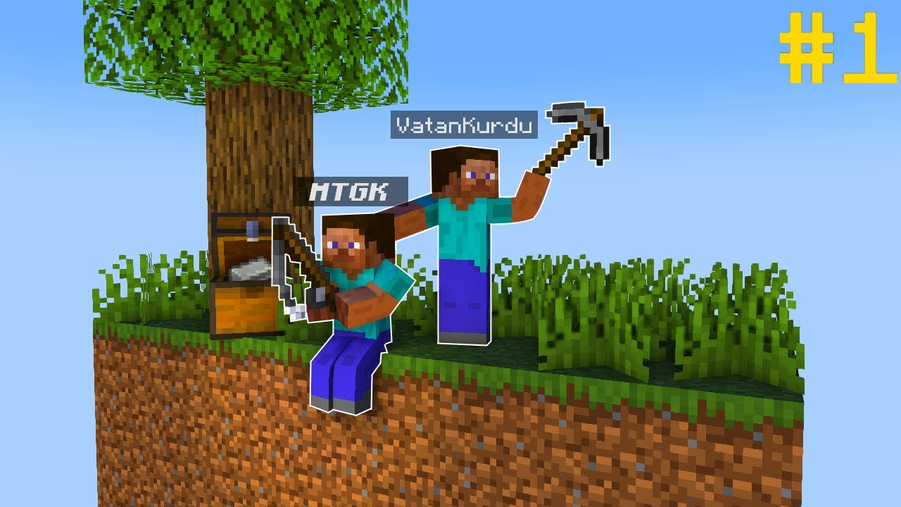 Minecraft |  Islands Of Phoris